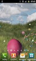 Screenshot of Easter Live Wallpaper