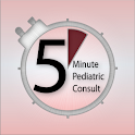 5 Minute Pediatric Consult icon
