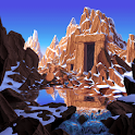 LiveWallpaper - MountainStream icon