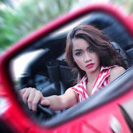 Legend of Speed by Chandra Irahadi - People Street & Candids