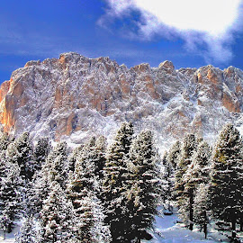 Cortina' Alpes by Marco Poli - Landscapes Mountains & Hills