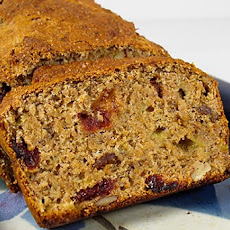 Cherry-Walnut Banana Bread