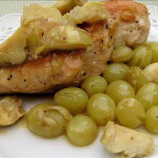 Chicken With Vermouth