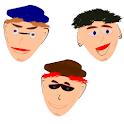 3 Dudes icon