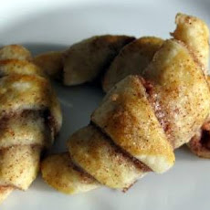Cream Cheese Cinnamon Crescents