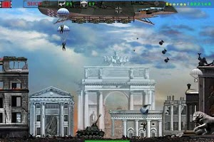 Screenshot of SkyGuard