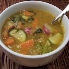 Low-fat Vegetable Soup