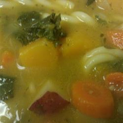 Butternut Vegetable Soup
