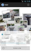 Screenshot of H2O - fountains and toilets