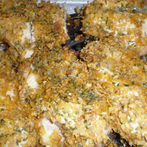 Delicious Baked Chicken Kiev