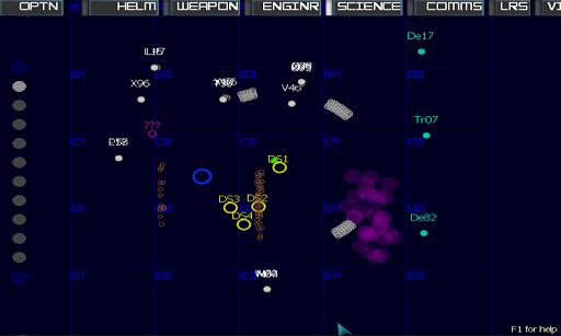 Artemis Spaceship Bridge Sim - screenshot