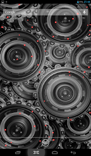 Gears Live Wallpaper Pro - screenshot