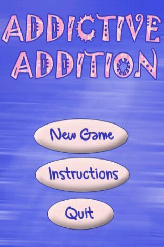 Addictive Addition