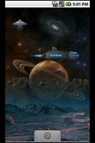 Lost Planet Live Wallpaper