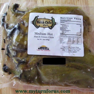Hatch Green Chile Strips