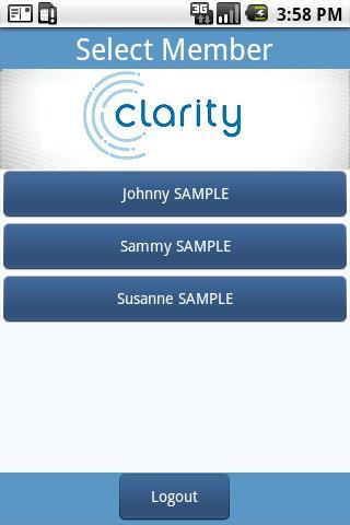免費健康App|Clarity Card Solution|阿達玩APP