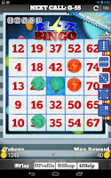 Screenshot of Blitz Bingo