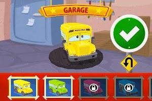 Screenshot of Alphabet Car: Learn ABC's Lite