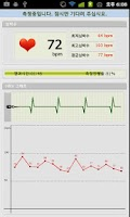 Screenshot of StressViewer(Heartrate&Stress)