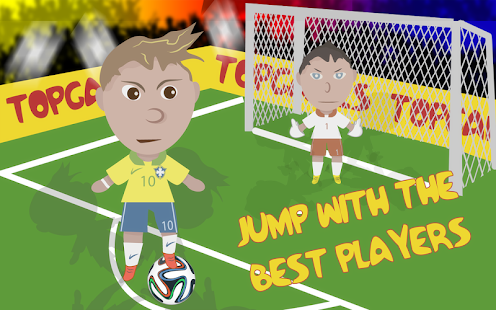 Neymar Jr. World Cup 2014 - screenshot