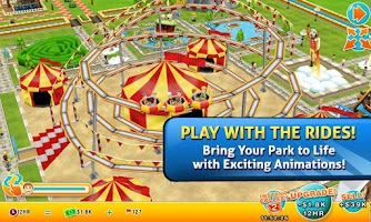 Screenshot of Theme Park
