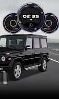 Screenshot of Mercedes Benz G500 Compass LWP