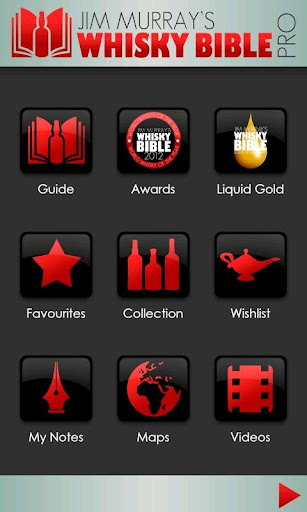 Whisky Bible Pro 2012