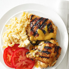Carolina-Style Barbecue Chicken