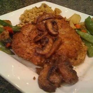 Hazelnut Sauce Chicken Recipes