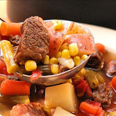 Rick's Vegetable Beef Soup