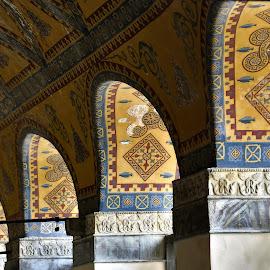 arches by Almas Bavcic - Buildings & Architecture Architectural Detail
