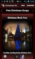 Screenshot of Christmas Ringtones Free