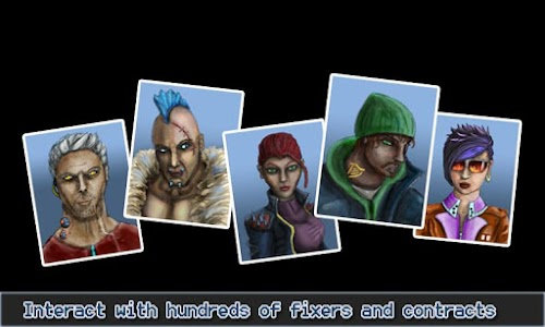 Cyber Knights RPG Elite 이미지[6]