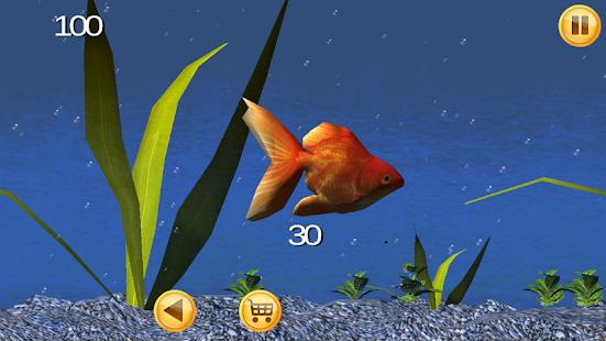 Pesce rosso divertimento 3d apk 2 giochi arcade gratis for Pesci rossi prezzo