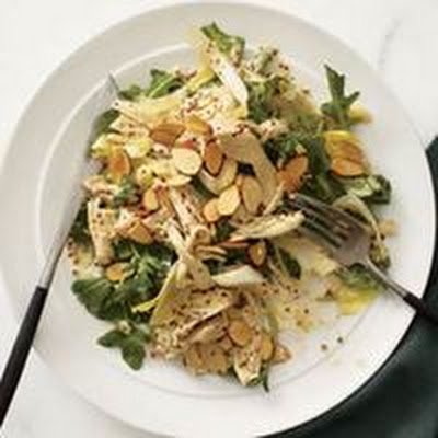 Warm Chicken Salad