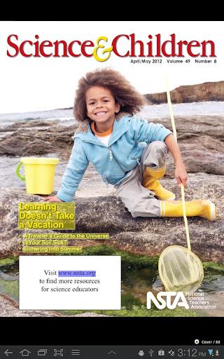 Science Children Magazine