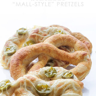 "Homemade ""Mall-Style"" Pretzels"