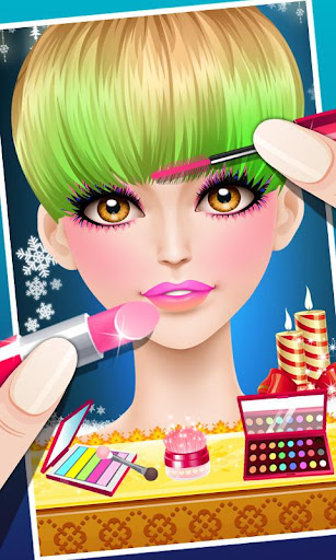 Party Girl Makeover - screenshot