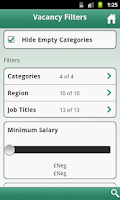 Screenshot of Convert Health & Safety Jobs