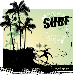 X-SURFING: Surf  Big Wave!