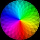 Rainbow Swirl - Live Wallpaper icon