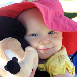Mickey Smile by Shannon Hogan - Babies & Children Children Candids