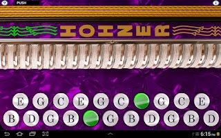 Screenshot of Hohner G/C Button Accordion