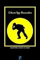 Screenshot of Ghost Spy Recorder 1.0