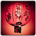 Chinese lanterns HD icon