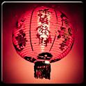 Chinese lanterns HD icon