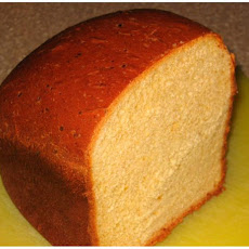 Cheddar Cheese Bread - Bread Machine