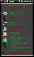 Screenshot of Talking Battery