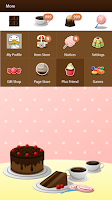 Screenshot of Chocolate - KakaoTalk Theme