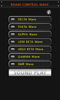 Screenshot of Brain Control Wave